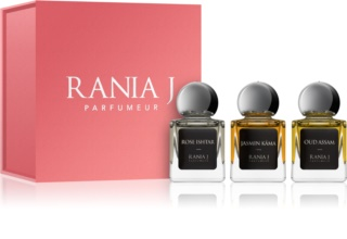 Rania J. Priveé Émeraude Collection darilni set V.