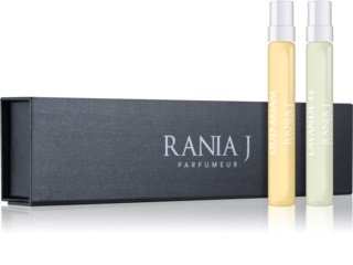 Rania J. Travel Collection coffret X. unissexo