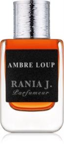 Rania J. Ambre Loup parfumska voda uniseks 2 ml prš