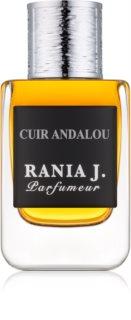 Rania J. Cuir Andalou eau de parfum unisex 2 ml esantion
