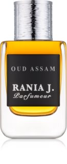 Rania J. Oud Assam eau de parfum unisex 2 ml esantion