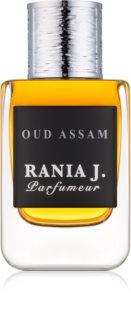 Rania J. Oud Assam Eau de Parfum unisex 2 ml Sample