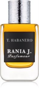 Rania J. T. Habanero eau de parfum unisex 2 ml esantion