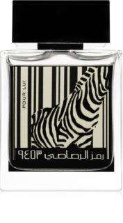 Rasasi Rumz Al Rasasi Zebra Pour Lui Eau de Parfum voor Mannen