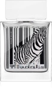 Rasasi Rumz Al Rasasi Zebra Pour Elle eau de parfum για γυναίκες