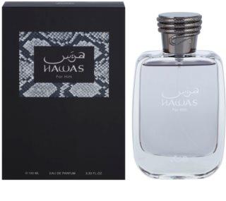 Rasasi Hawas For Men Eau de Parfum para homens 100 ml