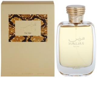 Rasasi Hawas For Her Eau de Parfum for Women 100 ml