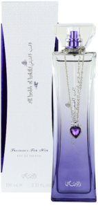 Rasasi Al Hobb Al Hakiki Eau de Parfum para mulheres 100 ml