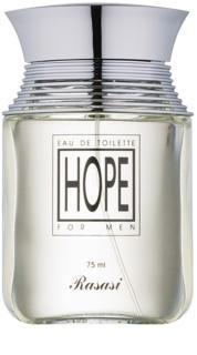 Rasasi Hope for Men Eau de Toilette for Men 75 ml