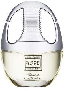 Rasasi Hope Eau de Parfum Damen 50 ml