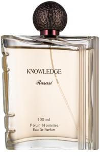 Rasasi Knowledge парфумована вода для чоловіків 100 мл