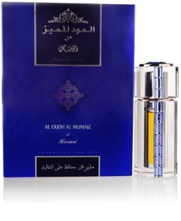 Rasasi Al Oudh Al Mumaiz for Men parfumska voda za moške 35 ml