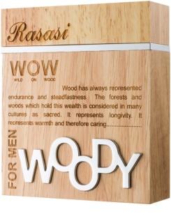 Rasasi Woody for Men eau de parfum para hombre 60 ml