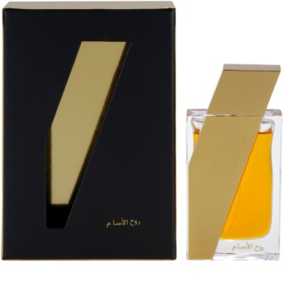 Rasasi Oudh Al Boruzz Rooh Al Assam Eau de Parfum unisex 2 ml Sample
