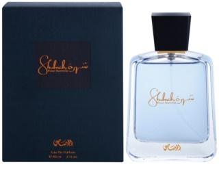 Rasasi Shuhrah Pour Homme Eau de Parfum para homens 90 ml
