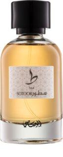 Rasasi Sotoor Taa' eau de parfum unisex 100 ml
