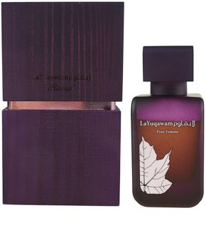 Rasasi La Yuqawam Eau de Parfum para mulheres 75 ml