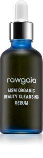 RawGaia MSM Organics Detox-Reinigungsserum für empfindliche und trockene Haut
