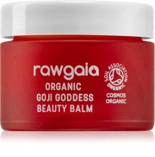 RawGaia Organic Goji Goddess Tiefenwirksames feuchtigkeitsspendendes Balsam für das Gesicht
