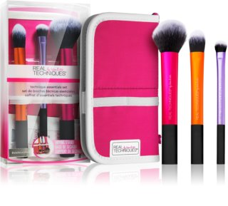 Real Techniques Original Collection Travel Essentials Travel-set V. voor Vrouwen