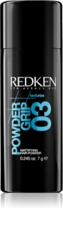Redken Texturize Powder Grip 03 Mattifying Powder For Volume And Shape