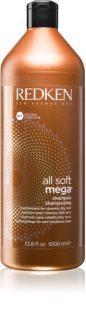 Redken All Soft šampon za čišćenje za oštećenu kosu