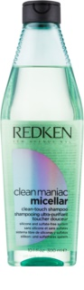 Redken Clean Maniac Micellar champô de limpeza