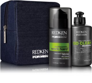 Redken For Men Go Clean kosmetická sada I.