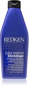 Redken Color Extend Blondage après-shampoing anti-jaunissement