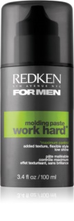 Redken Work Hard Molding Paste Work Hard