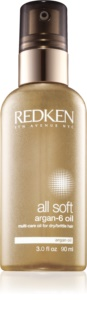 Redken All Soft Multi - Care Oil For Dry And Brittle Hair