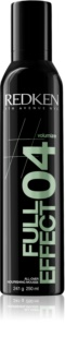 Redken Volumize Full Effect 04 Styling Mousse For Volume