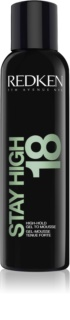 Redken Stay High 18 Gel Foam For Volume