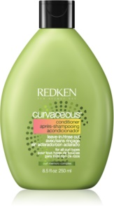Redken Curvaceous Conditioner For Wavy Hair And Permanent Waves