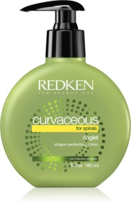 Redken Curvaceous Styling Lotion For Wavy Hair And Permanent Waves
