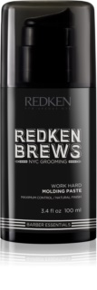 Redken Brews Modeling Paste For Natural Fixation