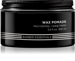 Redken Brews Wax Pomade that Provides Re-workable Hold