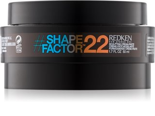 Redken Shape Factor 22 Styling Pasta  Sterke Fixatie