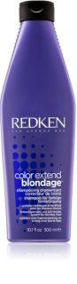 Redken Color Extend Blondage™ Brassy Tones Neutralizing Shampoo