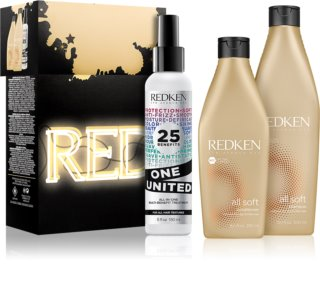 Redken All Soft Cosmetic Set I.