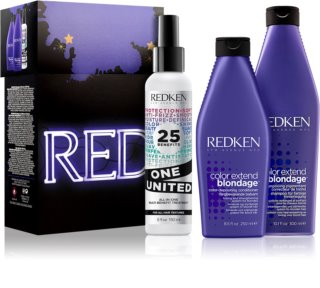 Redken Color Extend Blondage kit di cosmetici I.
