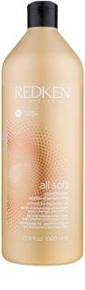 Redken All Soft Conditioner für trockenes und sprödes Haar mit Arganöl