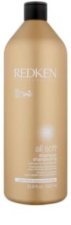 Redken All Soft šampon pro suché a křehké vlasy