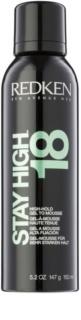 Redken Stay High 18 Gel-schuim voor Volume