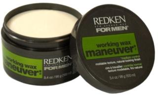 Redken Maneuver Working Wax Maneuver Medium Firming