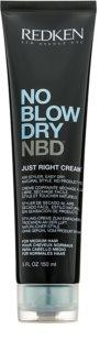 Redken No Blow Dry krema za styling s brzosušećim učinkom