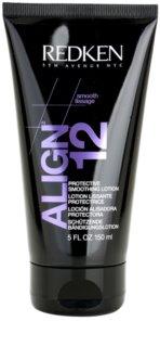 Redken Straight Lissage вирівнюючий лосьон для волосся пошкодженого високими температурами
