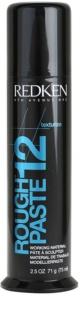 Redken Texturize Rough Paste 12 pâte de définition pour tous types de cheveux