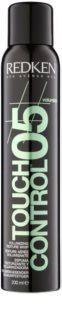 Redken Texturize Touch Control 05 espuma para el cabello para dar volumen y forma