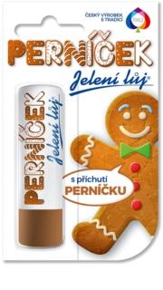 Regina Gingerbread lipbalm com sabor de gingerbread